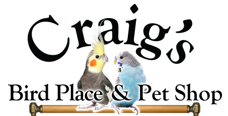 Craigs Bird Place and Pet Shop